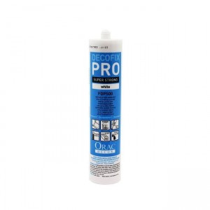 Klej Decofix Pro 310 ml Orac Decor